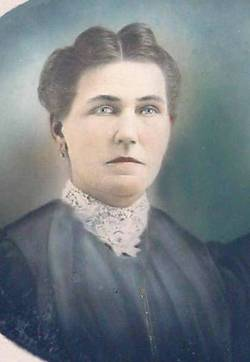 Martha Virginia <I>Gillispe</I> Dishong