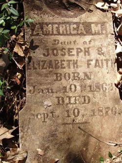 America Meadara Faith