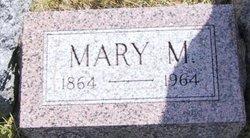Mary M <I>Cisler</I> Pryor