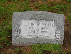 John W. Wolfe