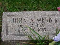 John A. Webb