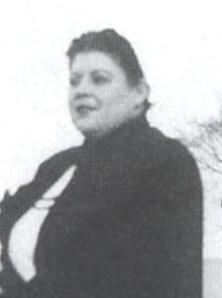 Edith Valeria <I>Grisham</I> Cassidy