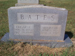 Mockie Letha <I>Crumley</I> Bates