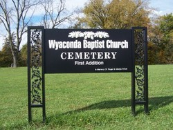 Wyaconda Baptist Church Cemetery
