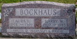 Harry W Bockhaus