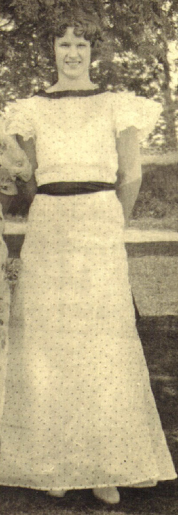 Harriet Elizabeth <I>Gerberich</I> McLaughlin