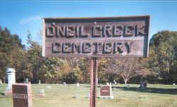 ONeil Creek Cemetery