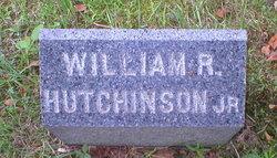 William R Hutchinson, Jr