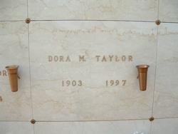Dora Marie <I>Pike</I> Taylor