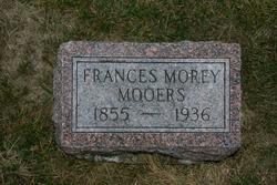 """Frances """"Fanny"""" <I>Morey</I> Mooers"""