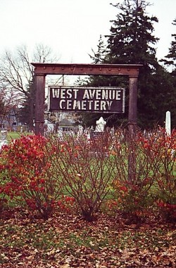 West Avenue Cemetery