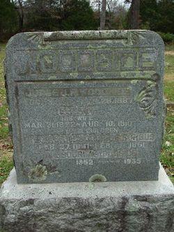 Mary Elizabeth <I>Woodside</I> Forbus