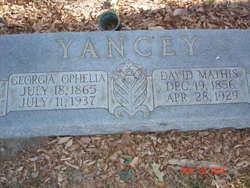 David Mathis Yancey