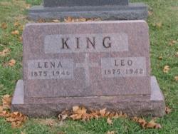 """Magdalena """"Lena"""" <I>Spillis</I> King"""