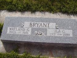 Ila G <I>Sparks</I> Bryant