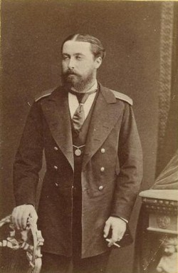 Alfred Saxe-Coburg