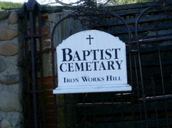 Saint Andrews Graveyard