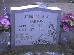 Terrell Ray Barton