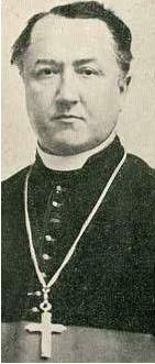 Bishop Edward John Horan