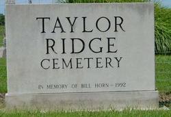 Taylor Ridge Cemetery