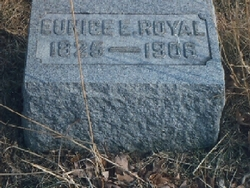 Eunice Emeline <I>Withrow</I> Royal