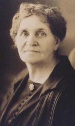 Annie Adela <I>Morris</I> Vinson