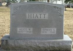 Erman Sherman Hiatt