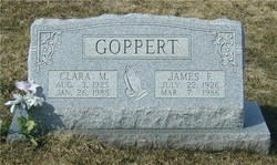 James Frederick Goppert