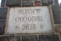 Fairview Memorial Park and Mausoleum