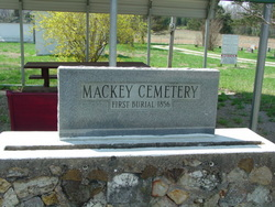 Mackey Cemetery