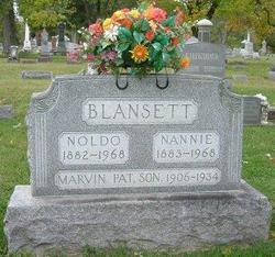 """Marvin """"Pat"""" Blansett"""