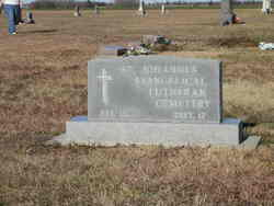 Saint Johannes Evangelical Lutheran Cemetery