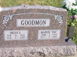 Helen <I>Glynn</I> Goodmon