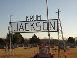Krum Jackson Cemetery