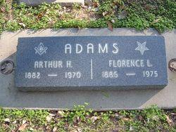 Florence L. <I>Strickler</I> Adams