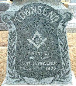 Mary Etta <I>Smith</I> Townsend