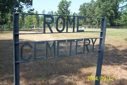 Old Rome Cemetery in Okolona, Arkansas - Find A Grave Cemetery
