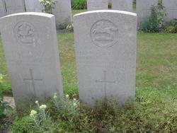 Second Lieutenant Arthur Marston Adams