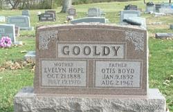 Otis Boyd Gooldy