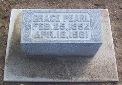 Grace Pearl Bolick