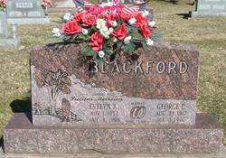Evelyn Ann <I>Goodbar</I> Blackford