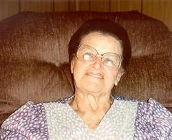 Nola Agnes <I>Mayfield</I> Holderfield