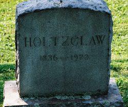 Pvt Charles Eli Holtzclaw