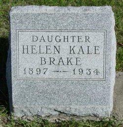Helen M <I>Kale</I> Brake