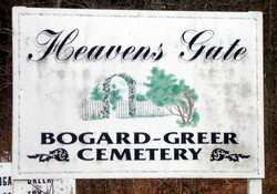 Bogard-Greer Cemetery