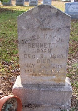James Hardy Bennett