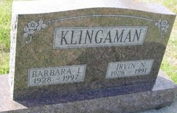 Barbara L Klingaman