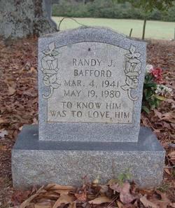 Randy J Bafford