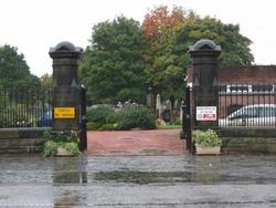 Piershill Cemetery