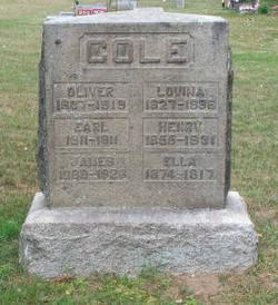 Henry James Cole